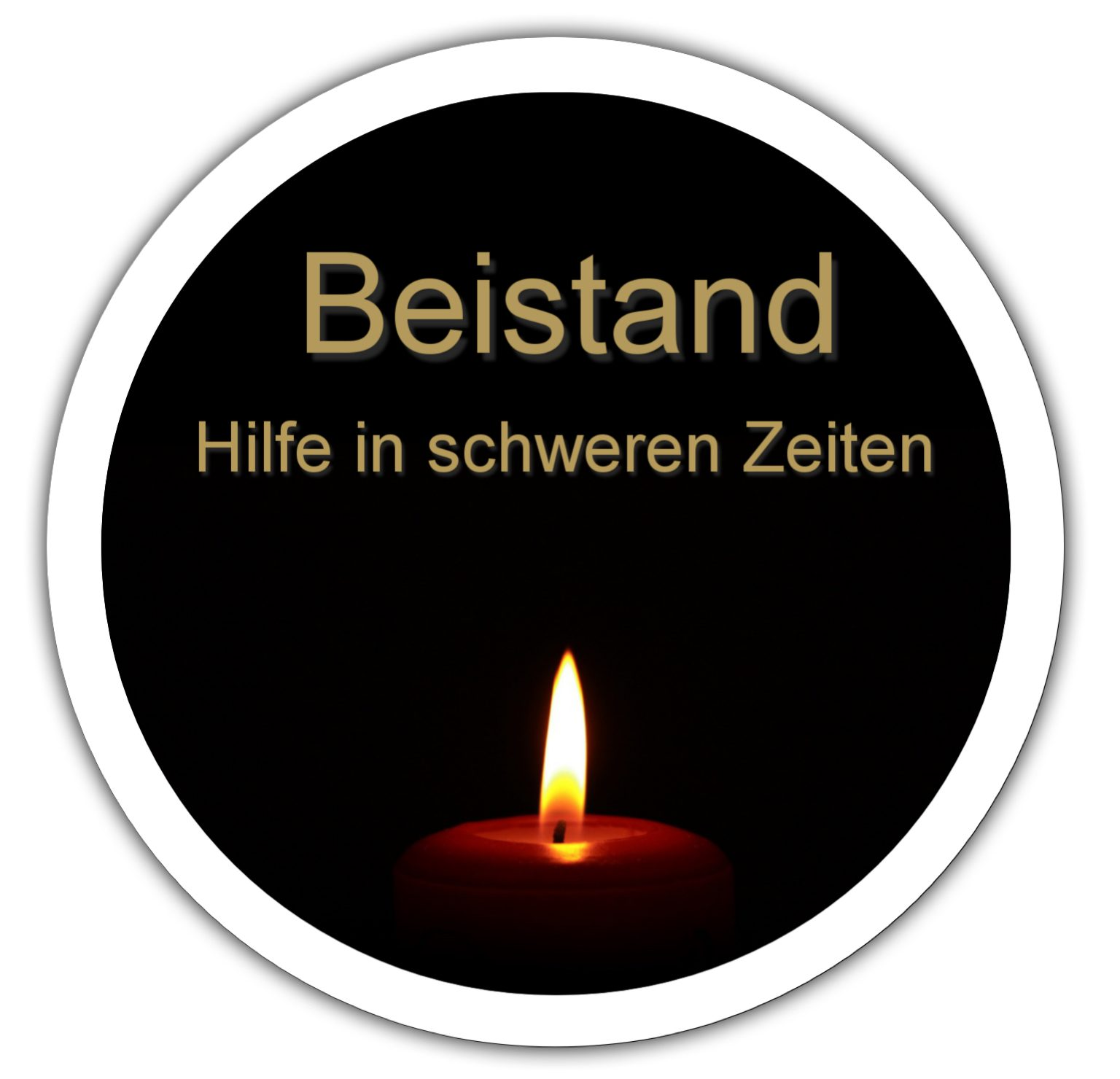 Beistand im Todesfall